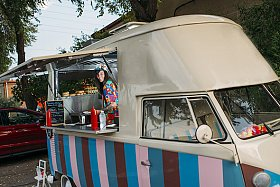Camion restaurant - Food truck